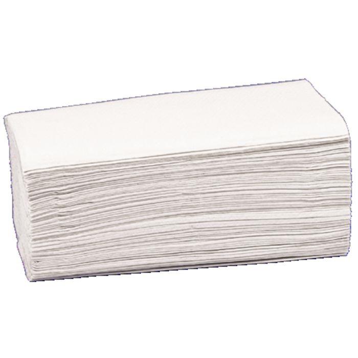 Håndklædeark Care-Ness Nature 2-lags natur Bredde 24 cm - Længde 23 x 11,50 cm