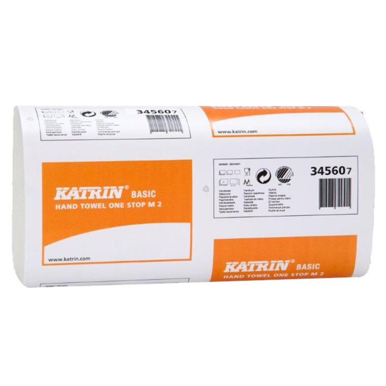 Håndklædeark Katrin Basic hvid Bredde 20,6 cm | Længde 25 x 8,5 cm