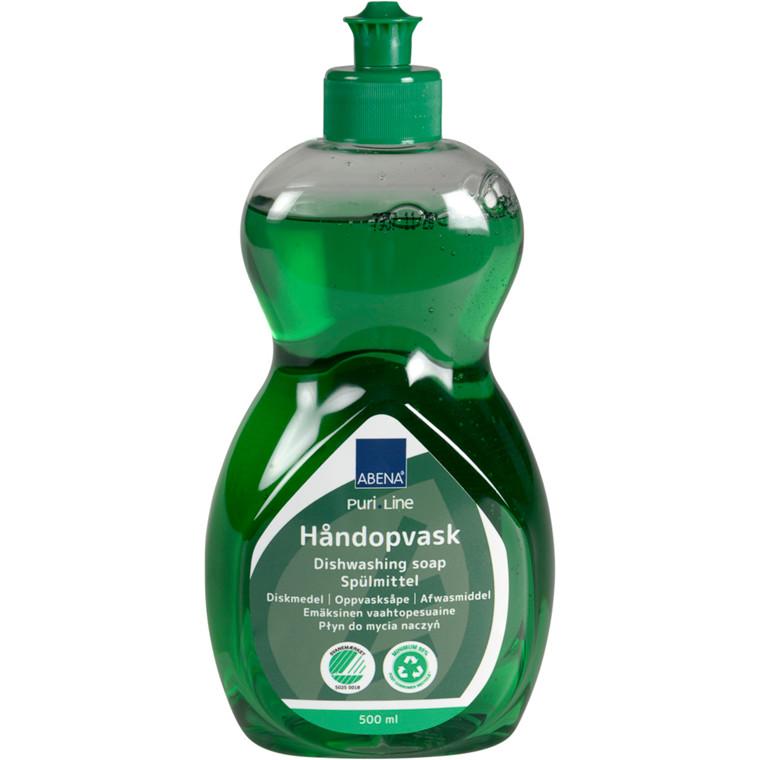 Håndopvask, Abena Puri-Line, 500 ml, med farve og parfume