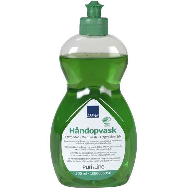 Håndopvask, Puri-Line, med farve og parfume, 500 ml