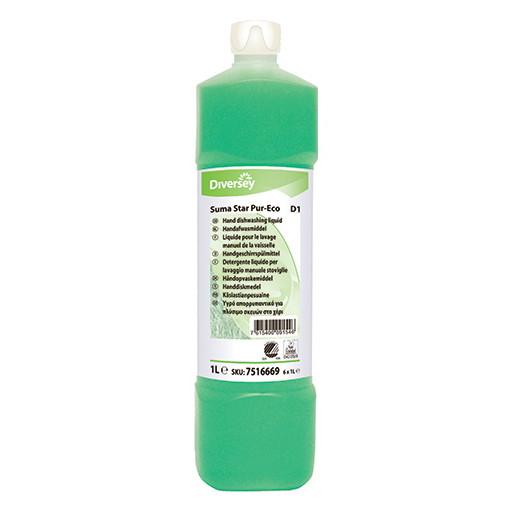 Suma Star Pur-Eco D1 Håndopvask - 1 liter