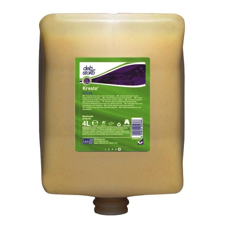 Deb Stoko Kresto Citrus Håndrens CIT4LTR | 4 liter refill