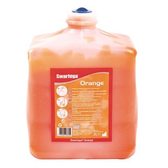Swarfega Orange Håndrens | 2 liter refill