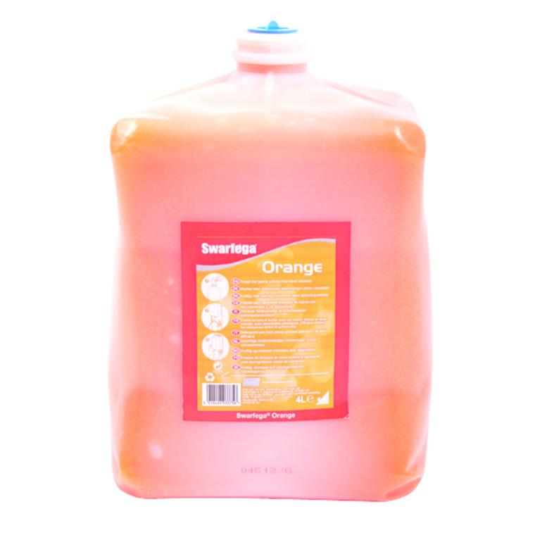 Håndrens, Deb Swarfega, med farve og parfume, 4000 ml