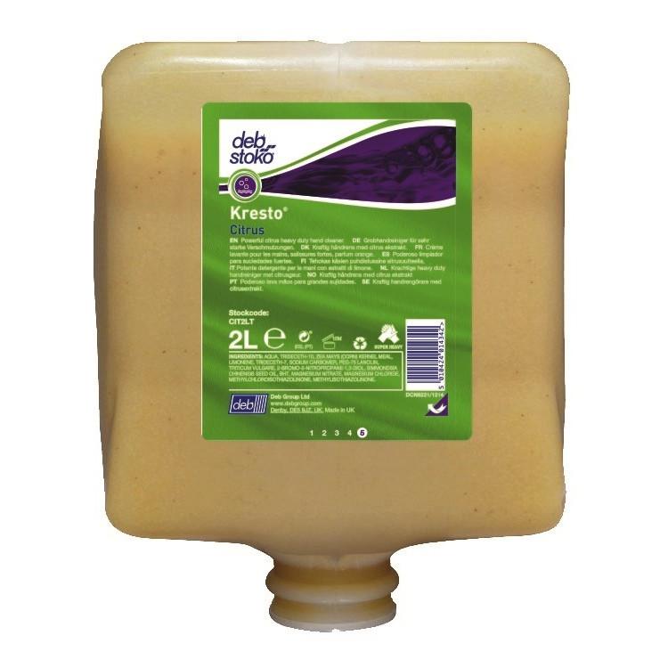 Deb Stoko Kresto Citrus Håndrens CIT2LT - 2 liter refill