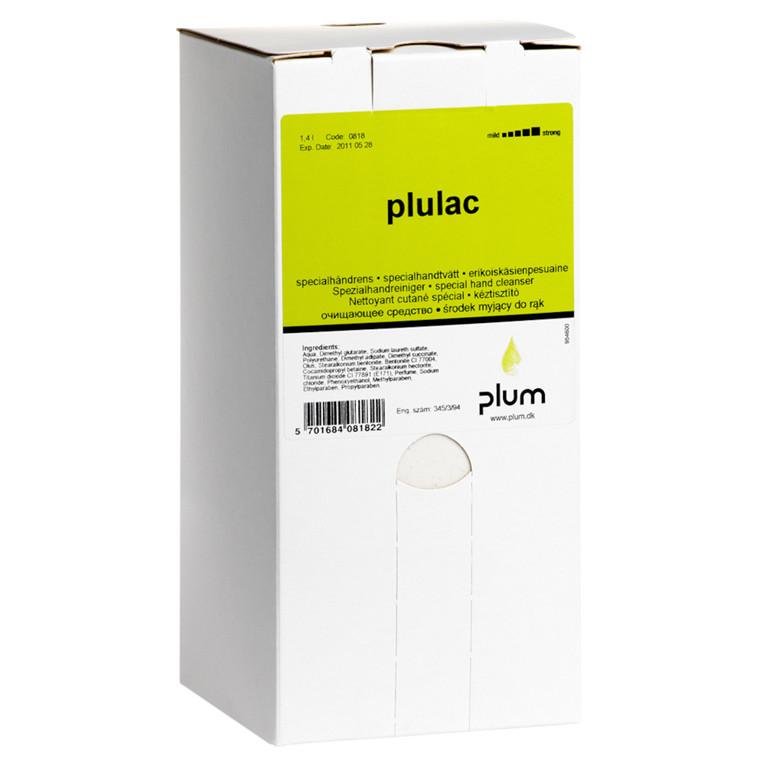 Håndrens, Plum Plulac, uden farve og parfume, 1400 ml