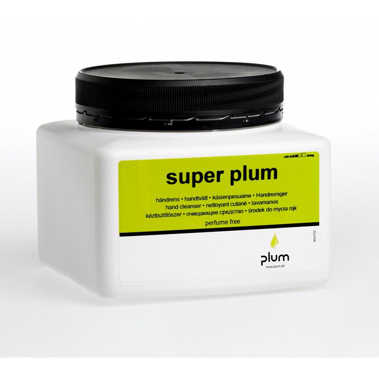 Super Plum Håndrens | 1000 ml på plastdåse