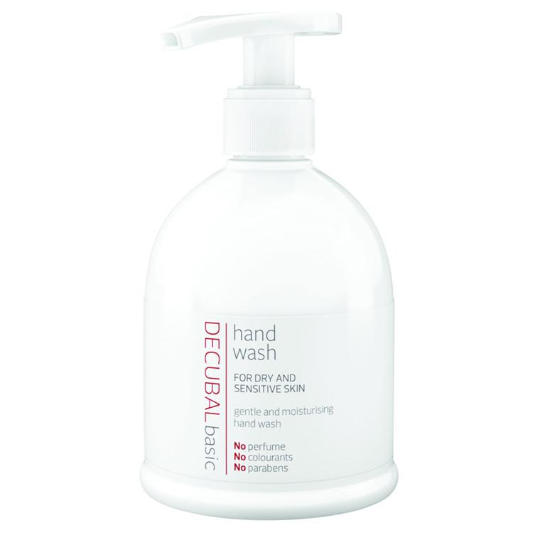 Håndsæbe, Decubal, mild, uden farve og parfume, 300 ml