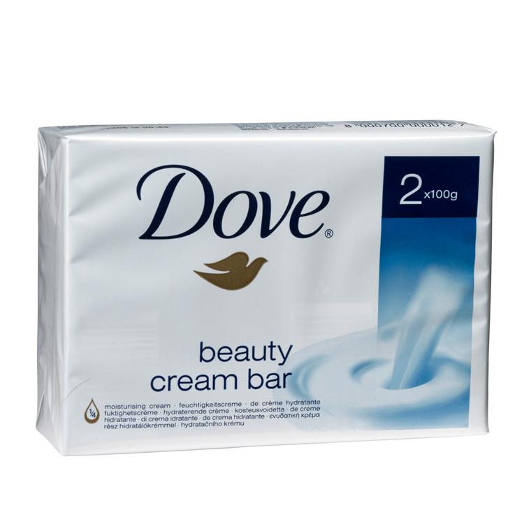 Dove Beauty Cream Bar | Fast Håndsæbe | 48 stk
