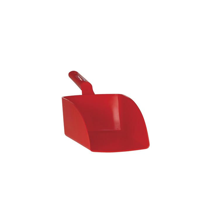 Vikan Håndskovl 56704 Rød - 2 Liter