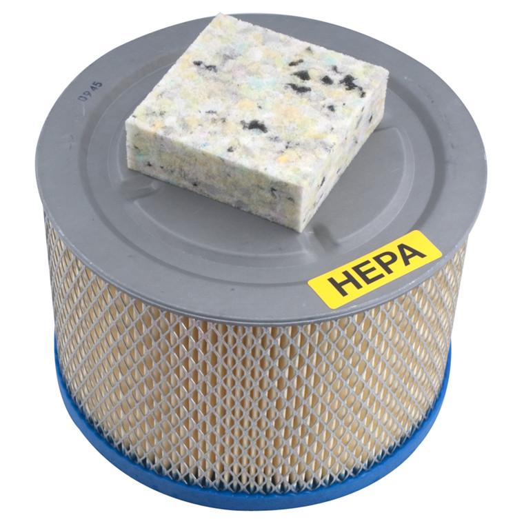 HEPA filter, Nilfisk, til UZ934,
