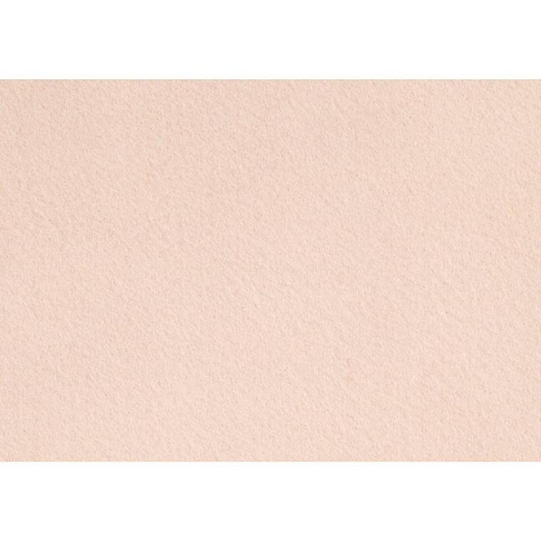 Hobbyfilt A4 21 x 30 cm tykkelse 1,5-2 mm lys hudfarvet | 10 ark