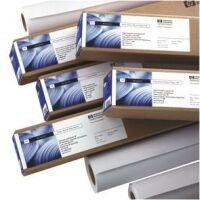 HP - 42'' Heavyweight coated papir 130 gram 1067 mm - 30,5 meter