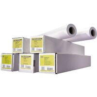 HP - 42'' Universal coated papir 95 gram 1067 mm - 45,7 meter