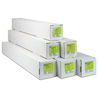 HP - A1 coated papir 90 gram 594 mm - 45,7 meter