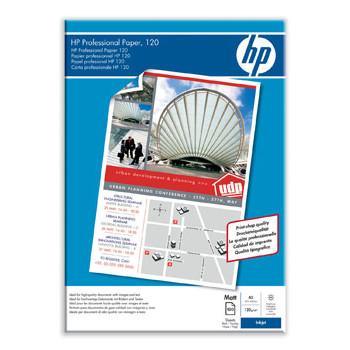 HP - A3 Professional præsentationspapir mat 120 gram - 100 ark