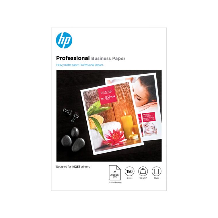 HP A4 Business Inkjet/PW Matt 180g (150)