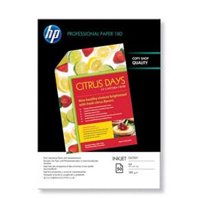 HP - A4 Superior inkjet Foto papir glossy 2-sidet 180 gram - 50 ark