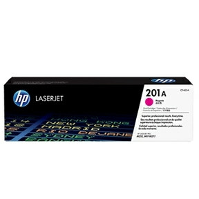 HP Color LaserJet 201A magenta toner