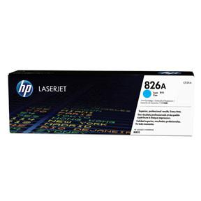 HP Color LaserJet 826A cyan toner