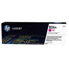 HP Color LaserJet 826A magenta toner