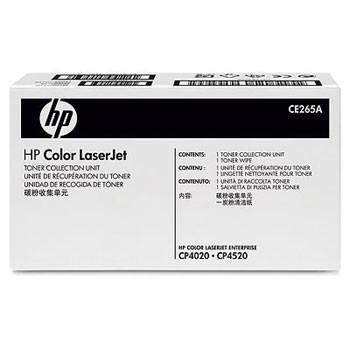 HP Color LaserJet CP4525 toner waste box