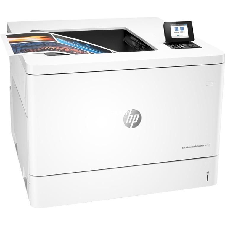 HP Printer Color LaserJet Enterprise M751dn A3 printer
