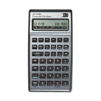 Finansiel lommeregner - HP 17BII+