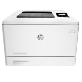 HP LaserJet Pro 400 Color printer M452dn