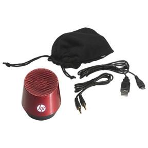 HP Mini S4000 Red Portable Speaker