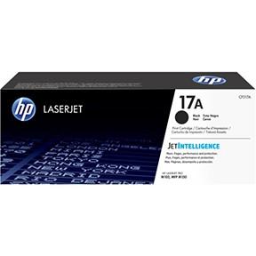 HP LaserJet 17A black toner cartridge