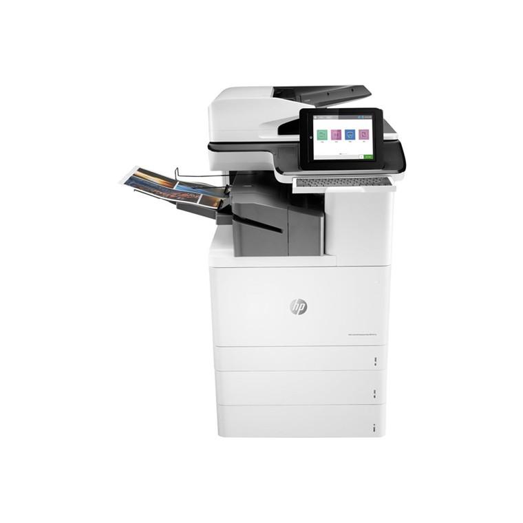 HP Printer LaserJet Color A3 Flow MFP M776zs printer