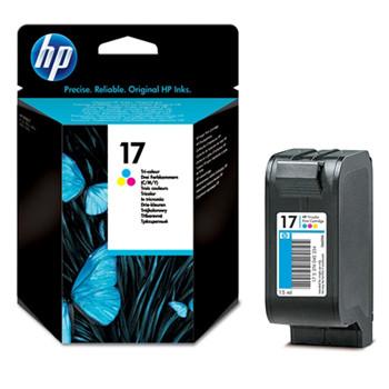 HP No17 color ink cartridge