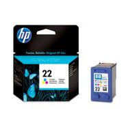 HP No22 color ink cartridge