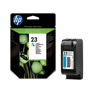 HP No23 color ink cartrigde