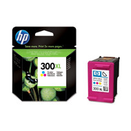 HP No300 XL tri-colour ink cartridgeblistered