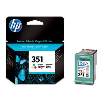 HP No351 color cartridge