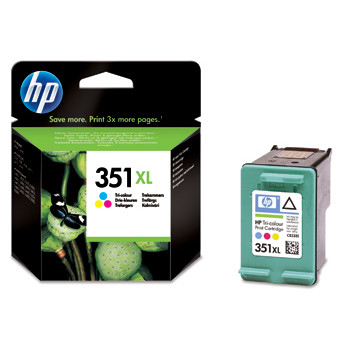 HP No351 XL color ink cartridge