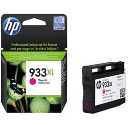 HP No933 XL magenta ink cartridge