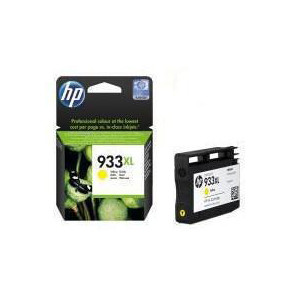 HP No933 XL yellow ink cartridge