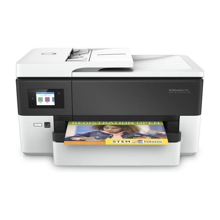 HP Officejet 7720 Wide Format e-AiO Printer