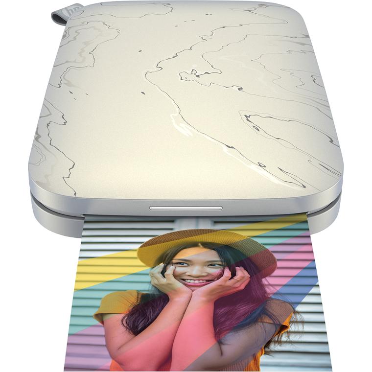 HP Sprocket Select photo printer hvid