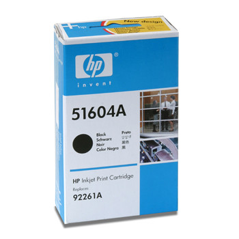 HP ThinkJet black inkjet cartridge