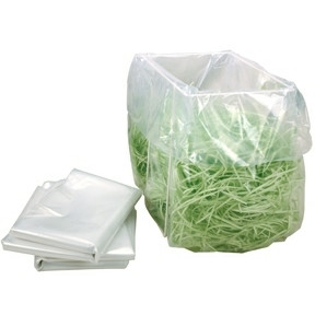 HSM plastic shredder bag 150ltr (10)