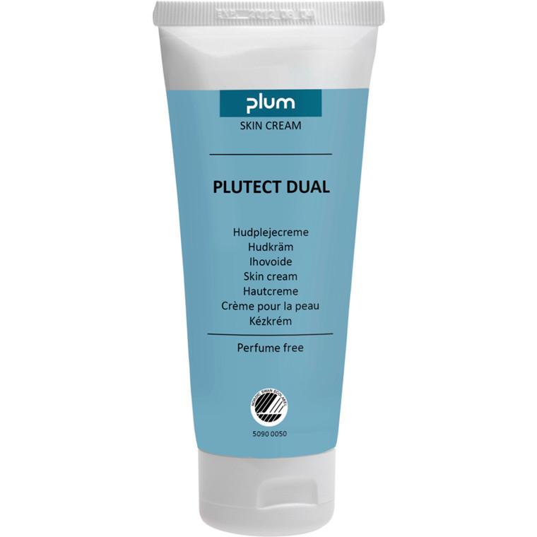 Hudcreme, Plum Plutect, uden farve og parfume, 100 ml