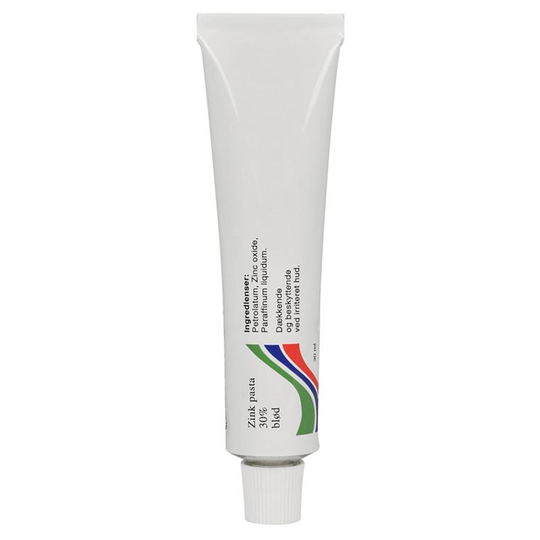 Hudplejesalve, uden farve og pafume, 30 ml