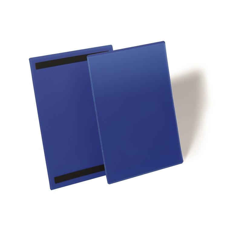 Hyldeforkant A4 med magnet - Højformat