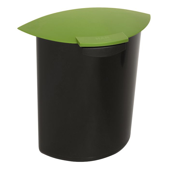 Indsats bakke, grøn, 6 l