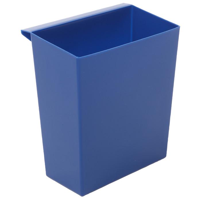 Indsats, blå, 9,5 l