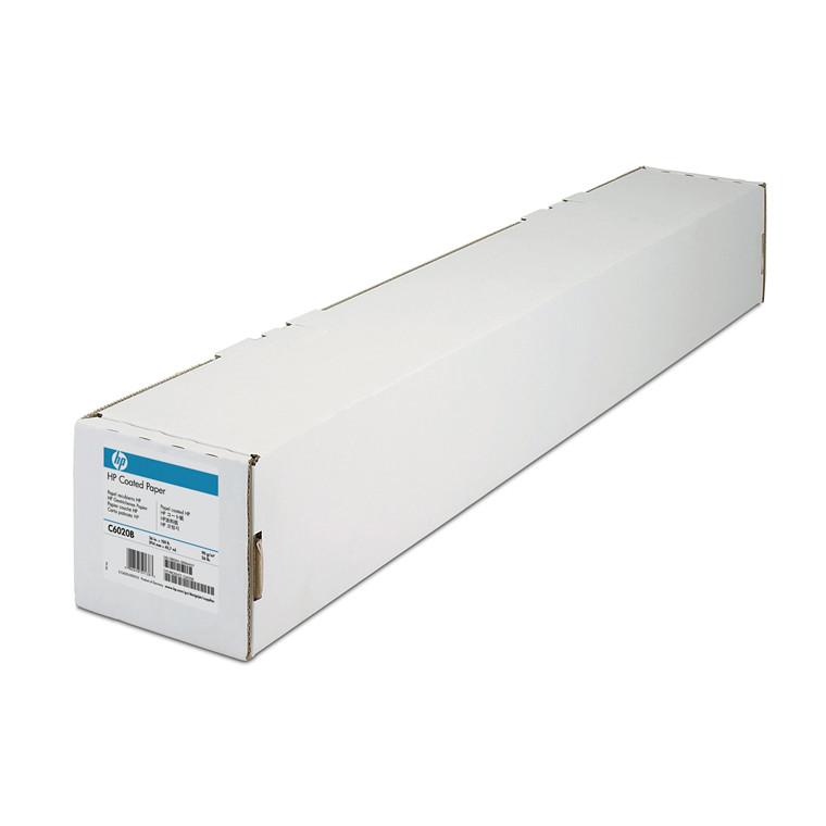 "Inkjet papir HP coated 90g 42"" 1067mmx45,7m C6567B"